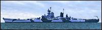 7 Gyoza de Seabees… flambés au Saké US_BB_Iowa_1